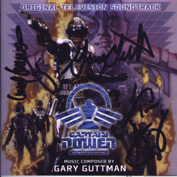 Captain Power Soundtrack