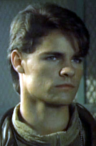 Dylan Neal as Young Captain Power